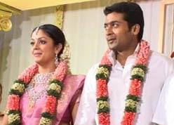 Surya Jothika Wedding Photos Tamil Film Industries Famous Actor