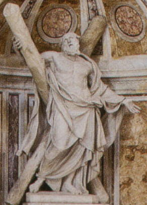 St. Andrew - St. Peter's Basilica