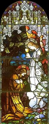 Agony in the Garden - Our Lady of Hope - Potomac Falls, Virginia