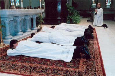 Priesthood Ordination - Diocese of Savannah - June 5, 2005