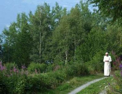 Pope Benedict XVI - July 2005