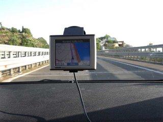 Il GPS in azione
