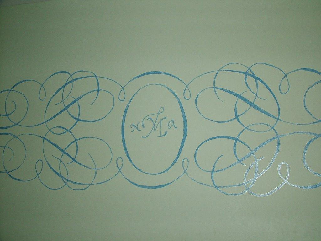 monogram momma: Fresh Ideas for the Old Art of Monogramming