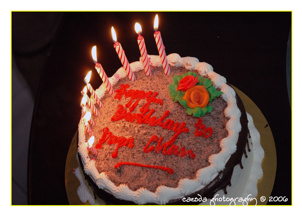 Images Of Papa Birthday Cake : Great Expectations!: Happy Birthday Papa Chan