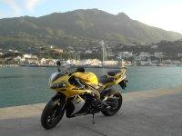 Yamaha R1 2006 Ischia