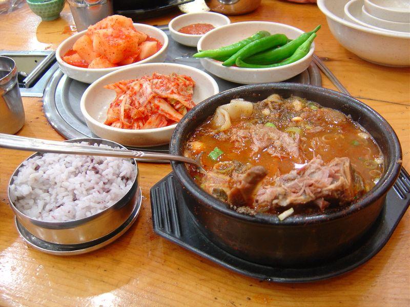 Resultado de imagen de Seoul Haejangguk