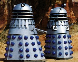 daleks returns