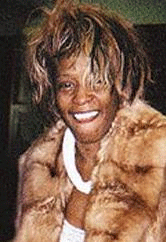 whitney houston crak