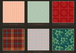Patterns para fondo de web