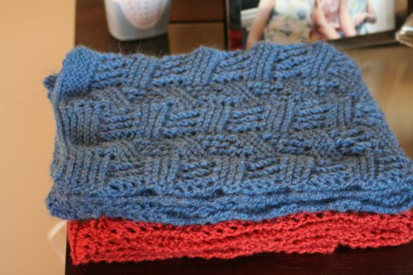 Moonlight Dress Knitting Pattern : Midwest Moonlight Scarves Elinor Brown Knits