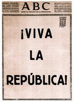 II República Española, ABC