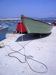 Barca, Corrubedo
