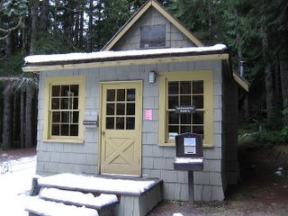 Wilderness Information Center Closed for the Season