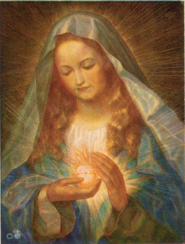 Catholic Oil Paintings