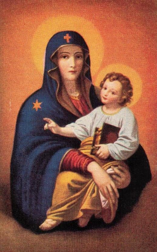 Jungfrau Maria Königin des Friedens
