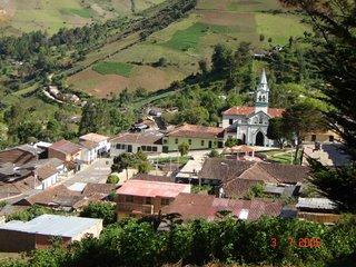 Cacota Mi Tierra Linda Ubicacion Del Municipio De Cacota