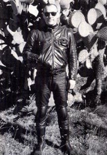 Neil In Leather