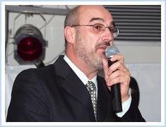 Secretário do Desenvolvimento Regional, Valter Galina, anuncia parceria com prefeitura