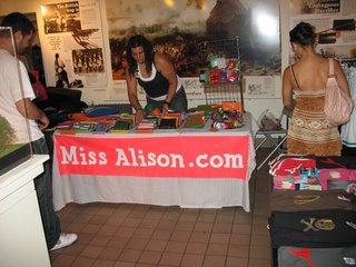 miss allison