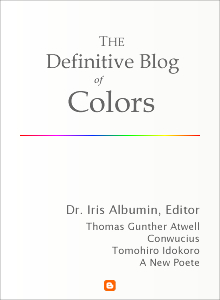definitive blog of colors cover