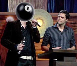 The magic 8-ball sez...