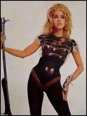 ImageVisions Jane Fonda BARBARELLA 1968