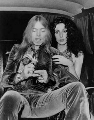Imagevisions Cher And Gregg Allman