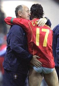 Portugal Towleroad favorite Cristiano Ronaldo