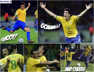 World Cup Gay Soccer Hero Kaká