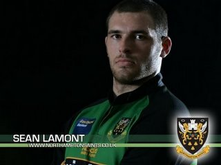Sean Lamont - Naked