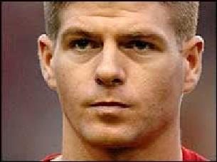 World Cup Hunk Steven Gerrard (England)