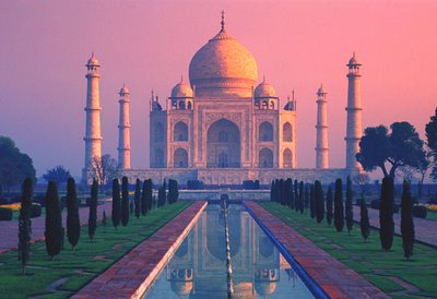 Pink Taj Mahal