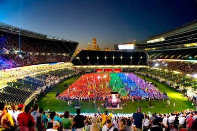 Gay Games Closing Ceremony - Chicago 2006
