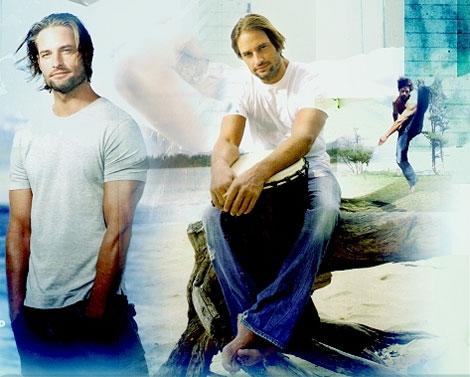 Josh Holloway (Sawyer) Lost