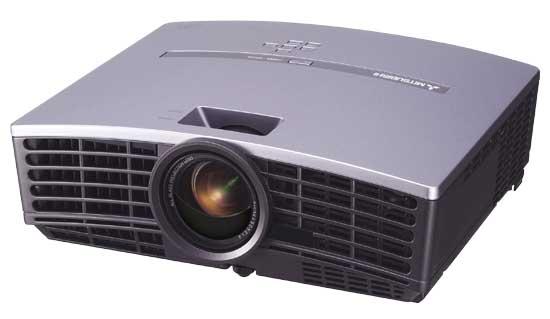 Mitsubishi HD4000U DLP WXGA Projector