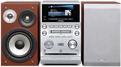 JVC UX-HD1-M Mini System with Hard Drive