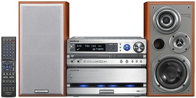 Kenwood AX-D7 MD / DVD Mini System