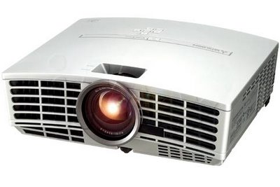 Mitsubishi HC3000U DLP Home Theater Projector