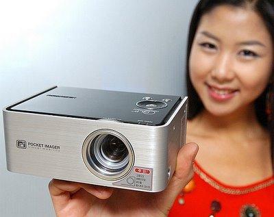 Samsung SP-P300MK Pocket DLP Projector