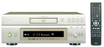 Denon DVD-A1XV DVD Player