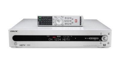 Sony DHG-HDD250 ATSC Recorder
