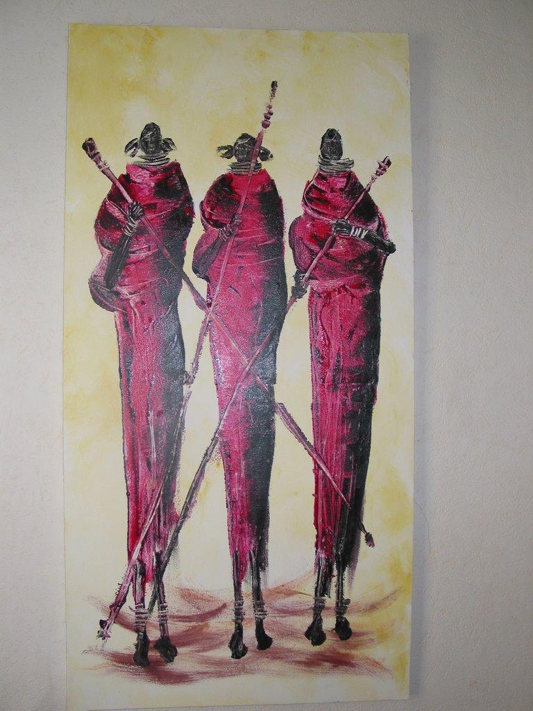 ouzin artiste peintre a montpellier art moderne art africain deco adresse email. Black Bedroom Furniture Sets. Home Design Ideas