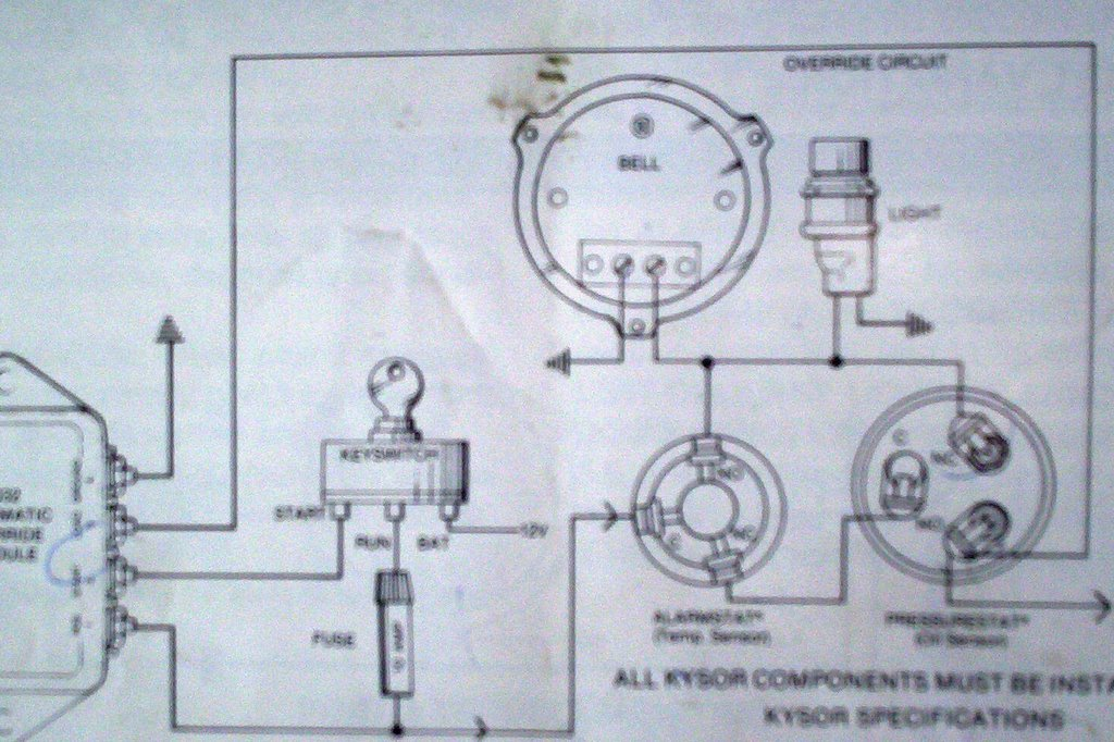 Diesel Engine Shutdown System By 'kysor Cadillac': Kysor Cadillac Wiring Diagram At Eklablog.co