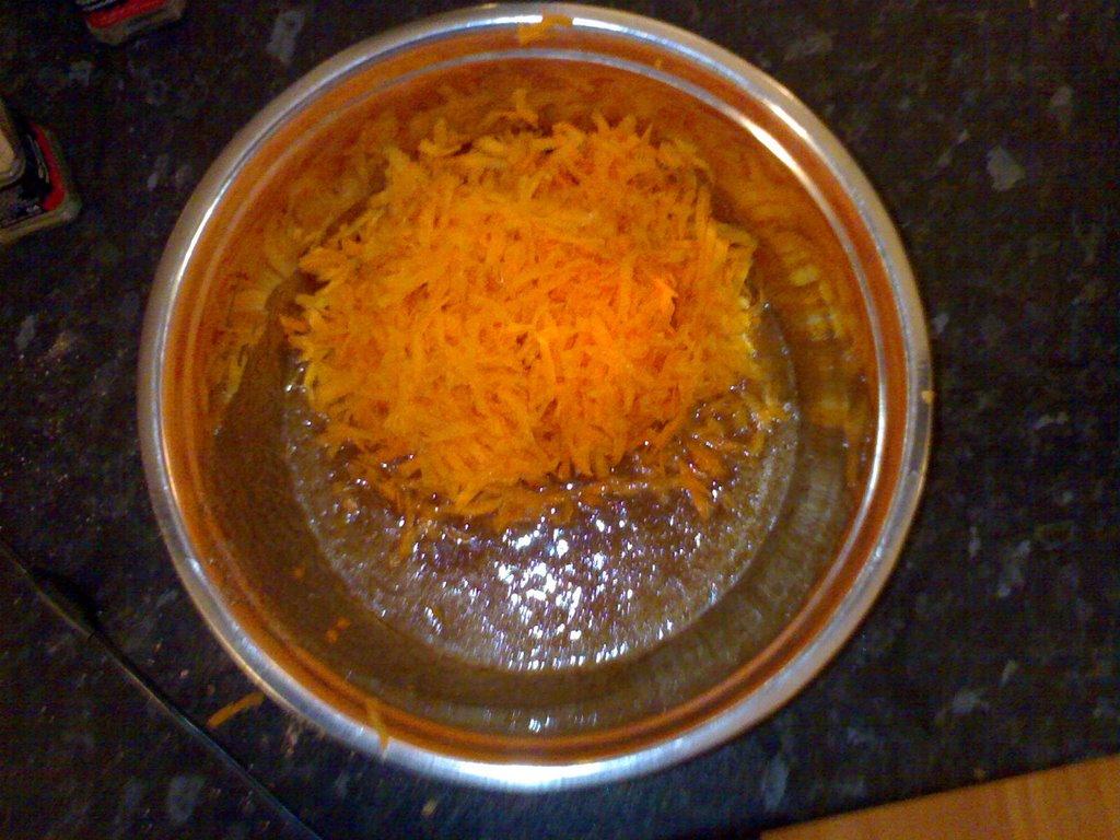 carrot added