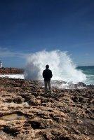 waves in Mallorca