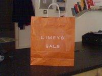limeys bag