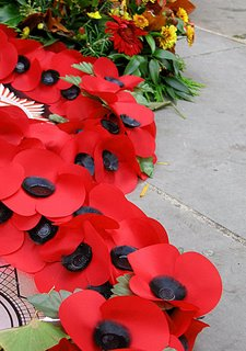 Rembrance Day Poppies