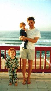 alan and the kids