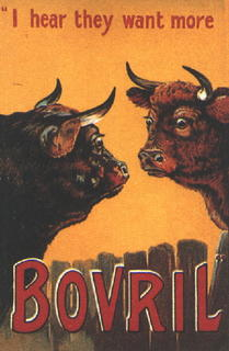 bovril advert especially for vegetarians