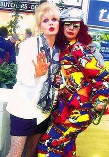 Patsy and Edwina